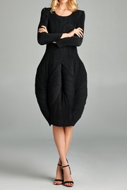 Nabisplace Blooming Pleated Dress - Front full body