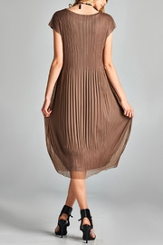 Nabisplace Cf Pleated Dress - Other