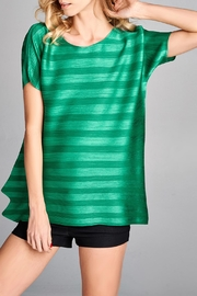 Nabisplace Dziko Pleated Top - Other