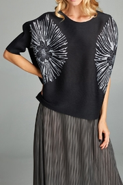Nabisplace Nora Pleated Top - Other