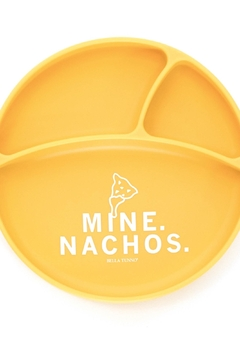Bella Tunno Nachos Baby Plate - Product List Image