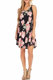 Nadia Floral Swing Dress - Product Mini Image