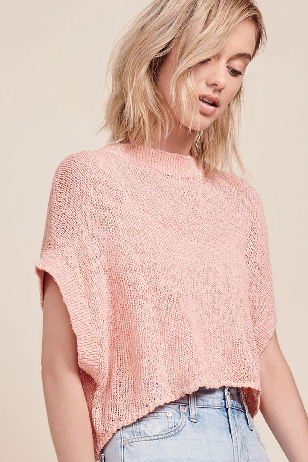Jack by BB Dakota Nadia Knit Top - Front Cropped Image