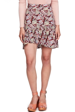 Free People Nadia Ruffle Miniskirt - Product List Image