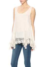 Nadya's Closet Solid Trapeze Top - Product Mini Image