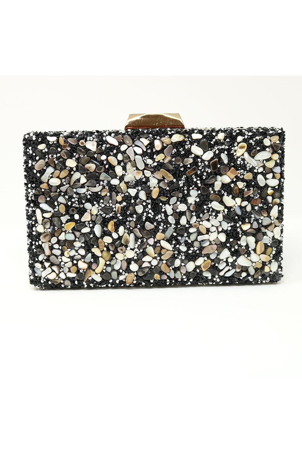 Nadya's Closet Allana Evening Bag - Front Cropped Image