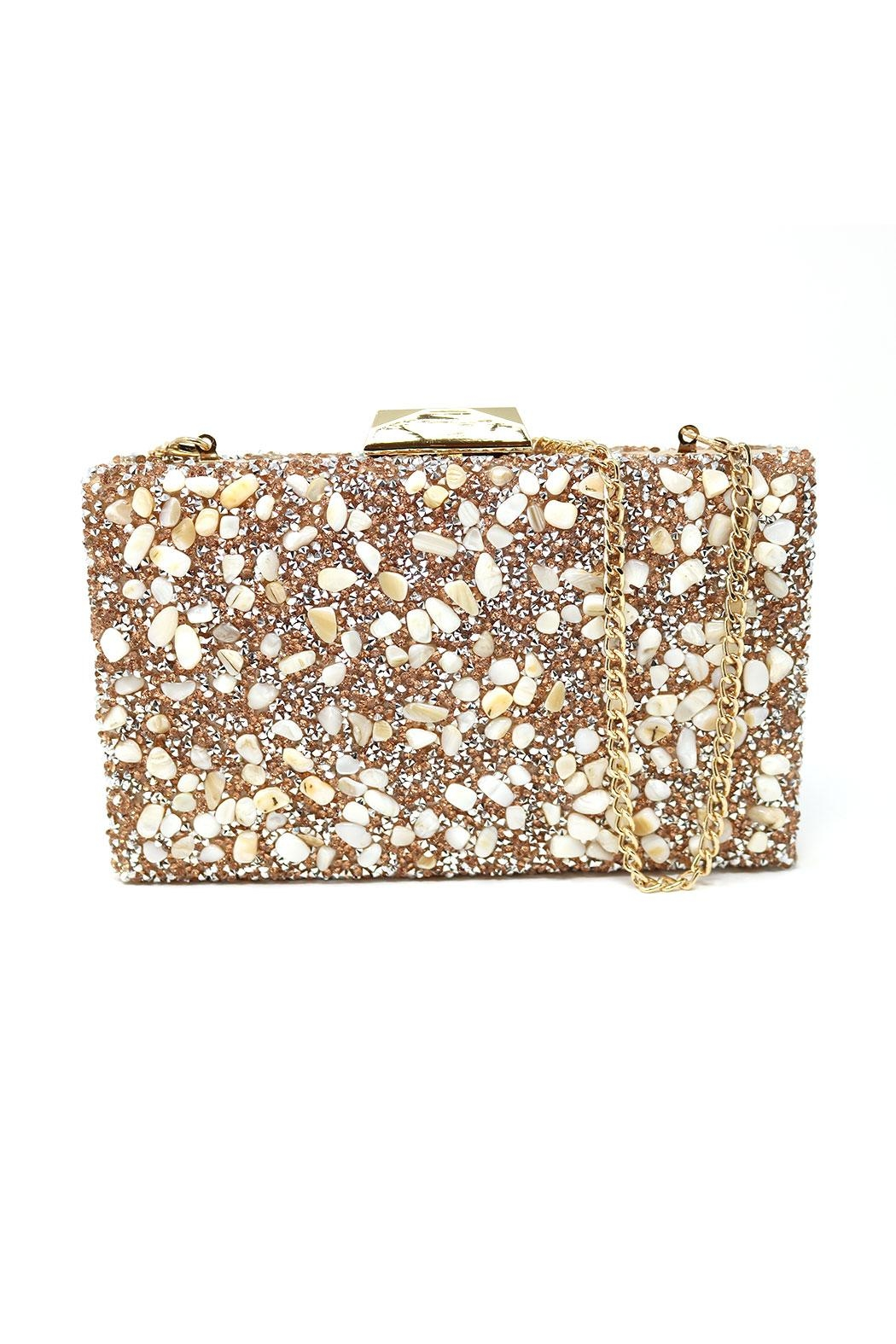 Nadya's Closet Allana Evening Bag - Main Image