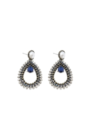 Nadya's Closet Antequera Earrings - Front cropped