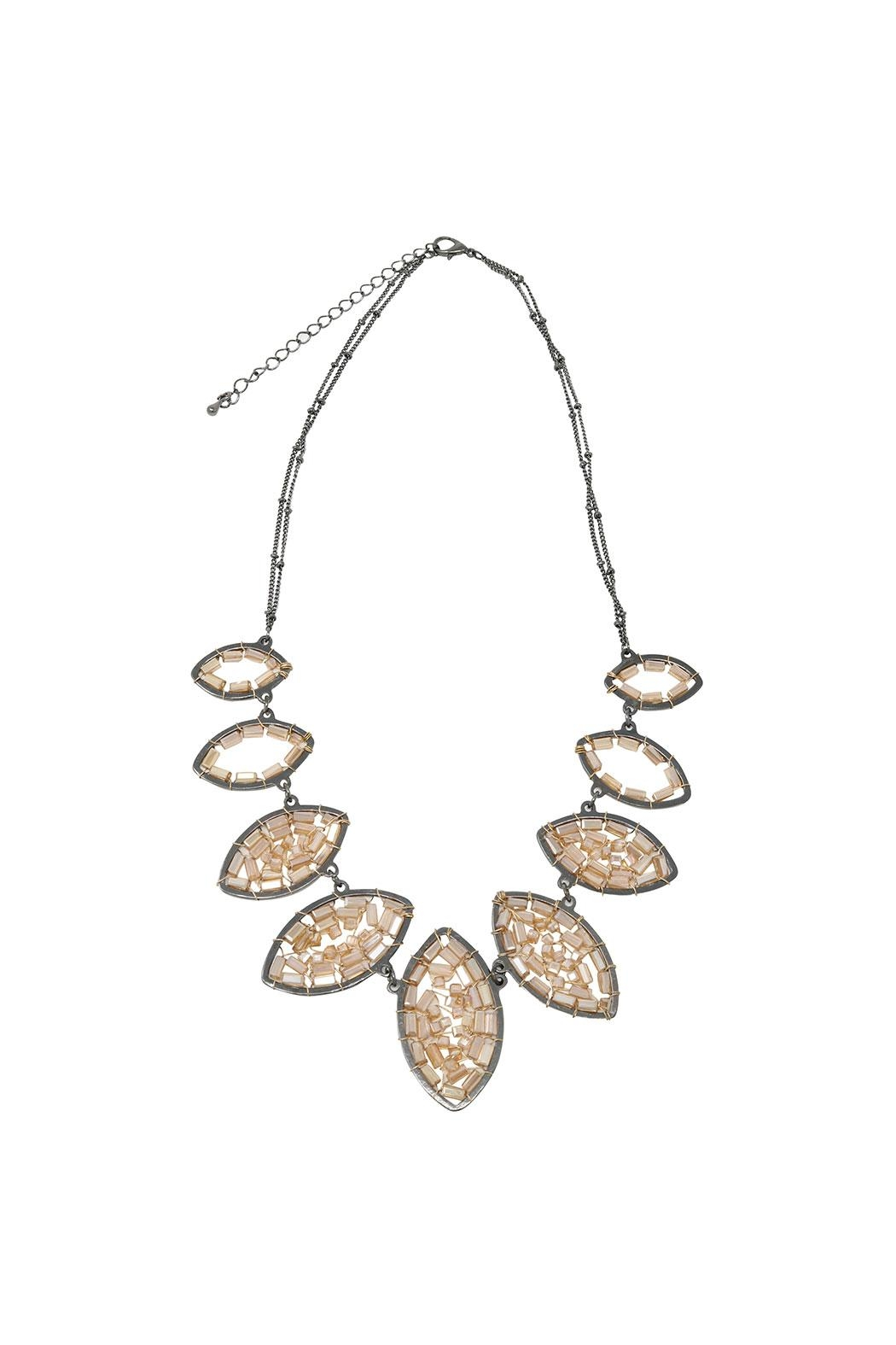 Nadya's Closet Beads Accent Necklace - Main Image
