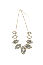 Nadya's Closet Beads Accent Necklace - Front cropped