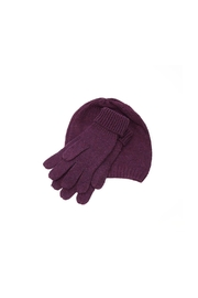 Nadya's Closet Beanie & Gloves Set - Side cropped