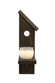 Nadya's Closet Birdhouse Accent Candle Holder - Product Mini Image
