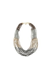 Nadya's Closet Carmona Beaded Necklace - Product Mini Image