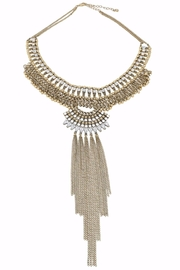 Nadya's Closet Catalonia Statement Necklace - Back cropped