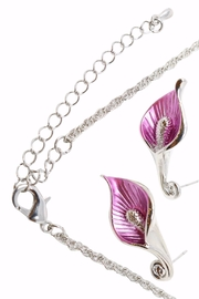 Nadya's Closet Chieti Necklace Set - Other