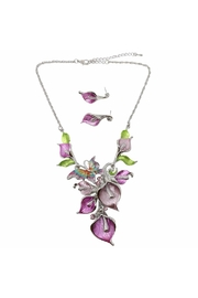 Nadya's Closet Chieti Necklace Set - Front cropped