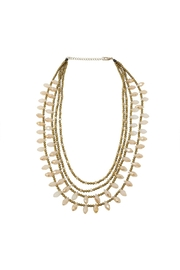 Nadya's Closet Cordoba Precious Necklace - Front cropped
