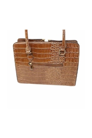 Nadya's Closet Croc Accent Bag - Side cropped