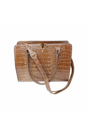 Nadya's Closet Croc Accent Bag - Other