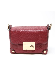 Nadya's Closet Croc Accent Mini-Bag - Front cropped