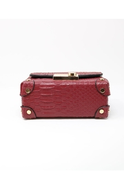 Nadya's Closet Croc Accent Mini-Bag - Back cropped