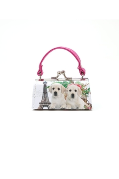 Shoptiques Product: Dogs Coin Purse