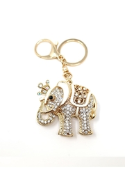 Nadya's Closet Elephant Key Fob - Product Mini Image