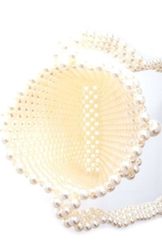 Nadya's Closet Endless Pearl Cross Body Pouch - Side cropped