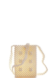 Nadya's Closet Endless Pearl Cross Body Pouch - Back cropped