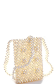 Nadya's Closet Endless Pearl Cross Body Pouch - Product Mini Image