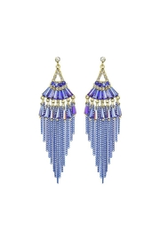 Nadya's Closet Fashion Bead Earrings - Front cropped