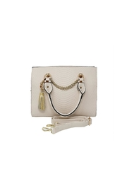 Nadya's Closet Faux Snakeskin Tote - Other
