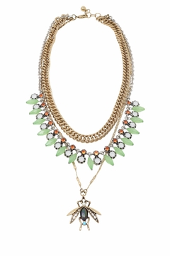 Shoptiques Product: Firefly Statement Necklace