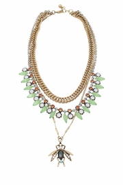 Nadya's Closet Firefly Statement Necklace - Front cropped