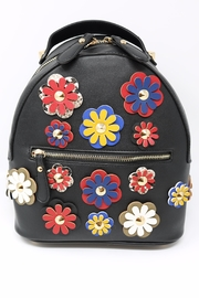 Nadya's Closet Floral Back Pack - Product Mini Image