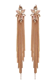 Nadya's Closet Flower Post Earrings - Front cropped