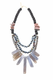 Nadya's Closet Genuine Stones Necklace - Product Mini Image