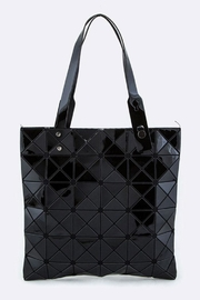Nadya's Closet Geometric Structure Tote - Product Mini Image