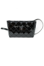 Nadya's Closet Geometry Patchwork Bag - Front cropped