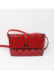 Nadya's Closet Geometry Patchwork Bag - Product Mini Image