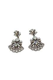 Nadya's Closet Gironde Fashion Earrings - Product Mini Image