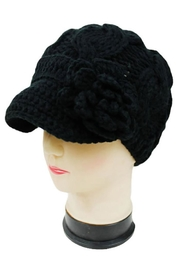 Nadya's Closet Hand Made Beanie - Front cropped
