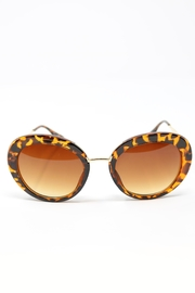 Nadya's Closet Havana Sunglasses - Product Mini Image