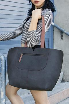 Shoptiques Product: Heartbu Leather Tote