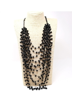 Shoptiques Product: Layer Beads Necklace