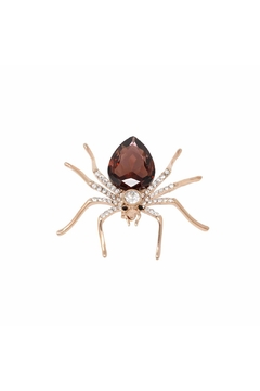 Shoptiques Product: Lille Spider Brooch