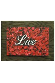 Nadya's Closet Live Wall Art - Product Mini Image