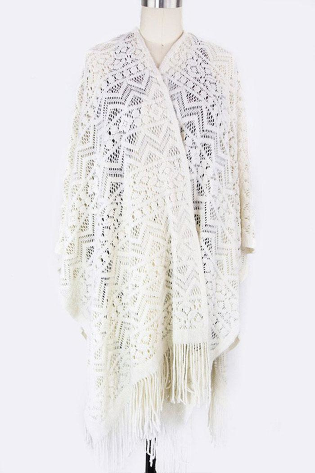 Nadya's Closet Loose Knit Cardigan from California — Shoptiques