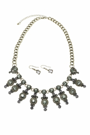 Nadya's Closet Mix Crystals Necklace Set - Product Mini Image