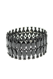 Nadya's Closet Mix-Crystals Stretch Bracelet - Product Mini Image
